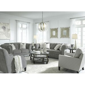 Selina Living Room Collection by Alcott Hill