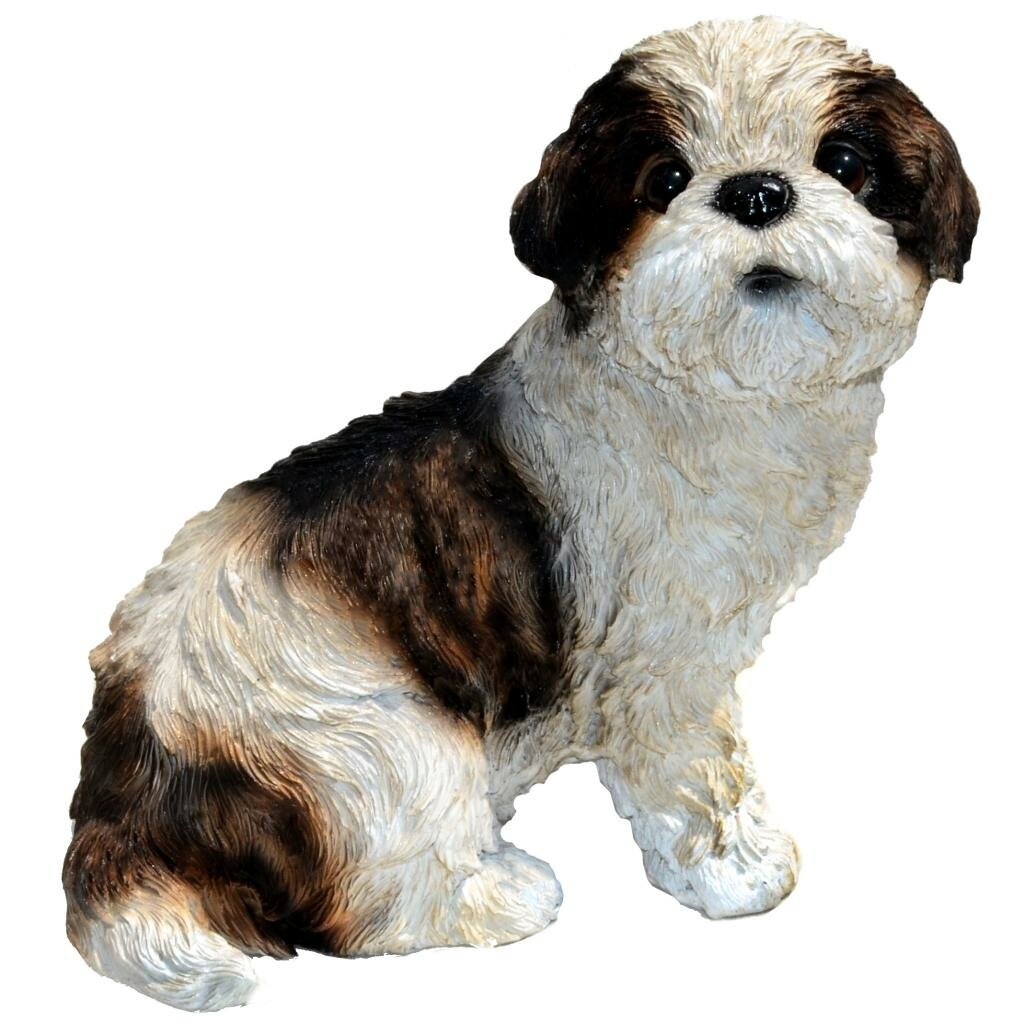 Puppy Statues | Wayfair