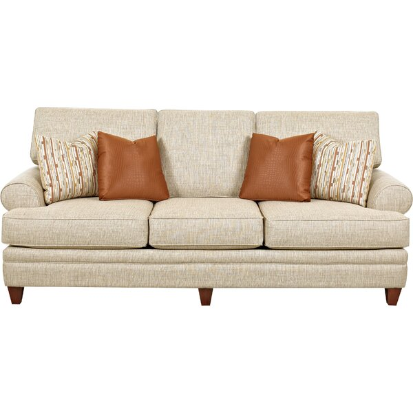 Klaussner Furniture Clayton Sofa U0026 Reviews | Wayfair