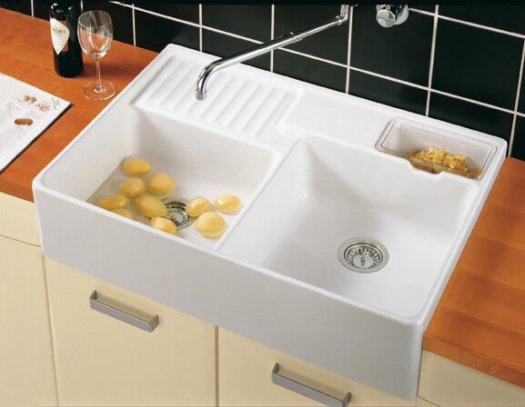 Butler Kitchen Sinks - Interior Design 3d •