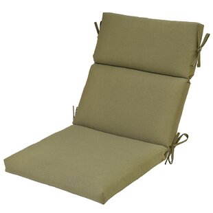 patio high back chair cushions wayfair rh wayfair com high back patio chair cushions clearance ebay high back patio chair cushions replacement