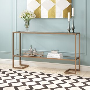 Delicieux Jai Glam Narrow Console Table