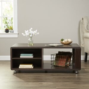 Aaron Coffee Table by Latitude Run