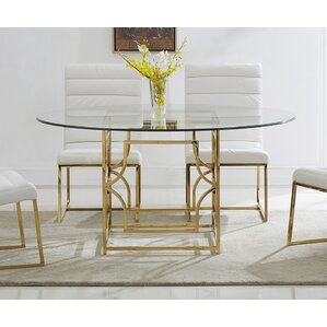 Rachna Dining Table by Everly Quinn