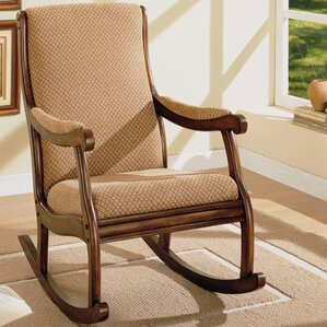 Lewys Rocking Chair by Darby Home Co