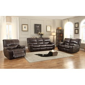 Red Barrel Studio Leland Configurable Living Room Set