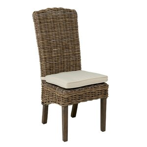 North Bay Side Chair by Rosecliff Heights