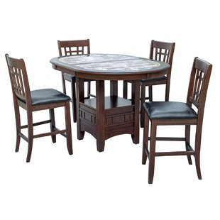 Degraffenreid 5 Piece Dining Set