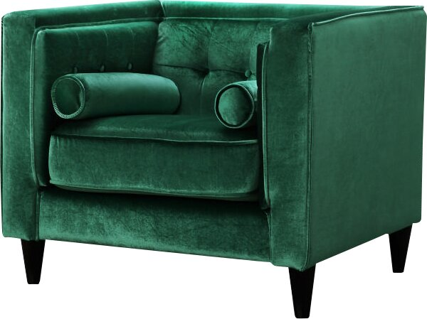 Green Velvet Chair Wayfair