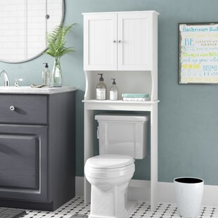 Modern Contemporary Over The Toilet Storage Youll Love Wayfair
