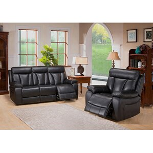 Coja Plymouth 2 Piece Living Room Set