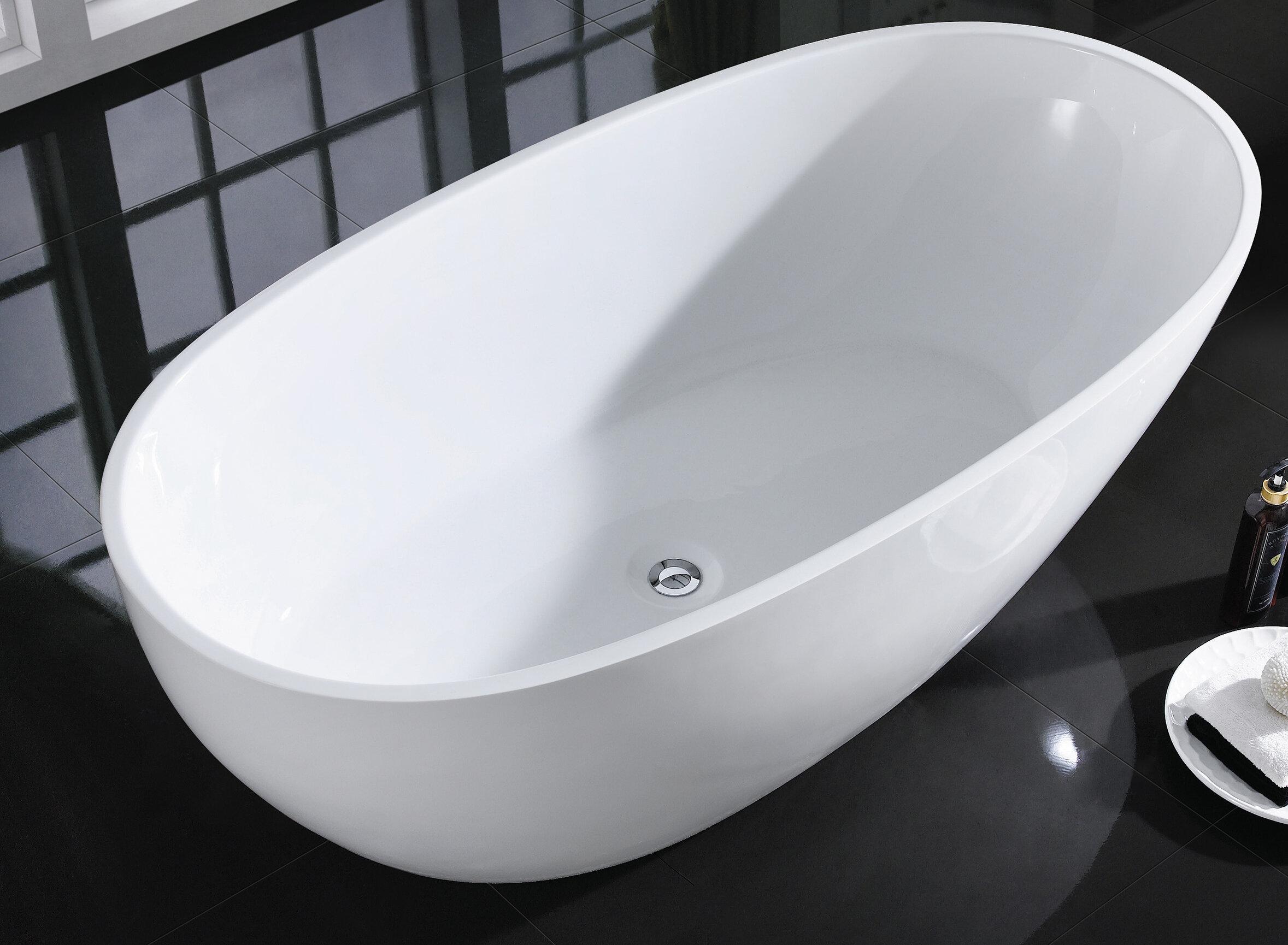 x reviews soaking k pdx bathtub home kohler wayfair alcove improvement bellwether