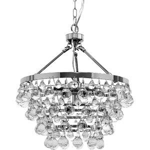 Ahern 5-Light Crystal Chandelier