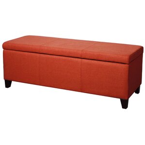 Sofia Storage Ottoman by New Pacific Direct