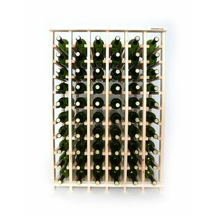 Premium Cellar Series 60 Bottle Floor Wine Rack