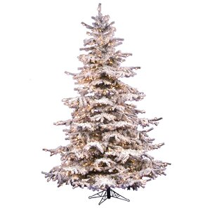 Pictures Of Christmas Trees white christmas trees you'll love | wayfair