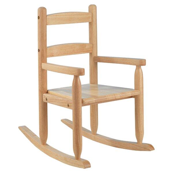 Kidkraft 2 Slat Kids Rocking Chair Amp Reviews Wayfair