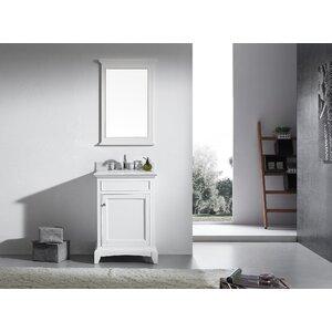 Elite Stamfordu00ae 24″ Single Bathroom Vanity Set