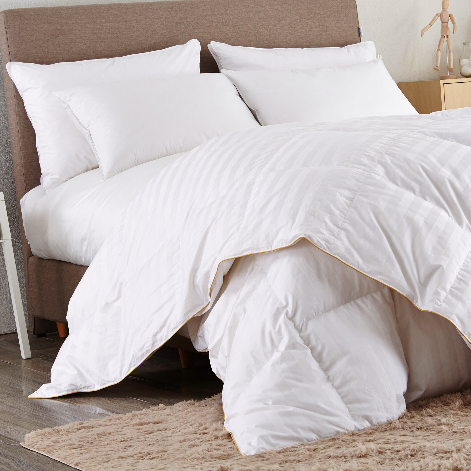 european comforter concierge bedding d platinum t hsn comforters and shop down