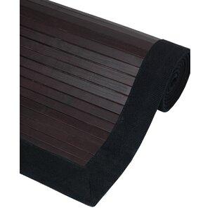 Bamboo Mocha Area Rug