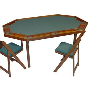 72 Maple Deluxe Card Table
