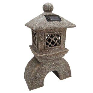 Japanese Stone Garden Lanterns   Wayfair