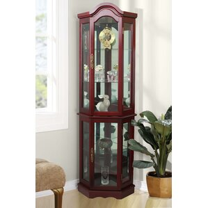 Clayborne Floor Standing 5 Sided Lighted ..