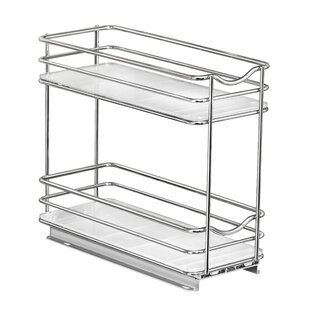 Pull Out Spice Rack | Wayfair