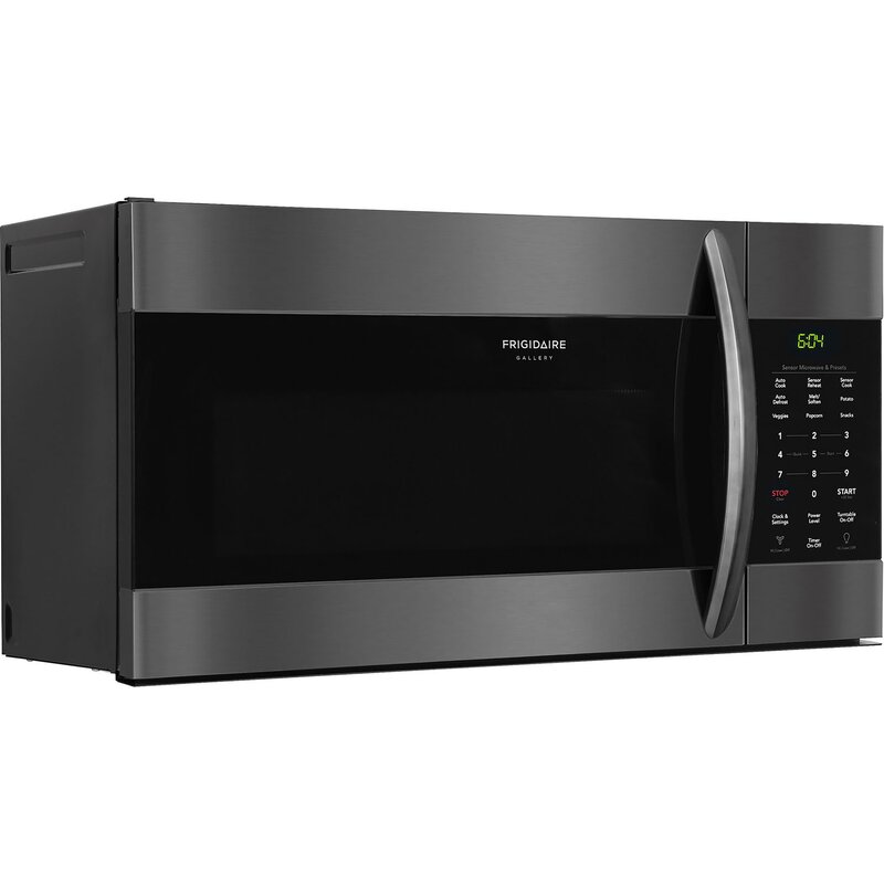 Gallery 30 1 7 Cu Ft Over The Range Microwave With Led