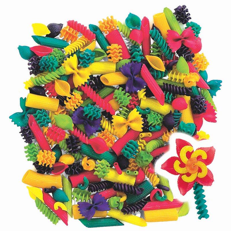Tropical Colored Noodles Art-a-roni