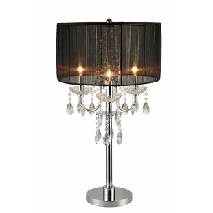 Viers Chandelier Touch 29 Table Lamp Set Of 2