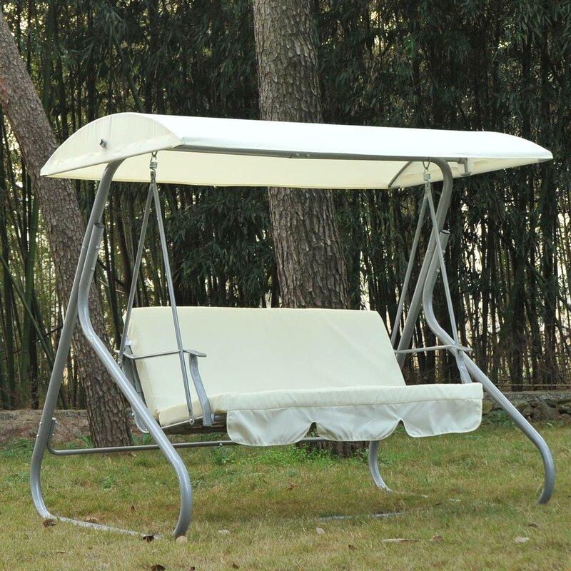 Sidney 3 Person Porch Swing