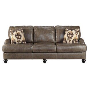 Mcdonald Leather Sofa