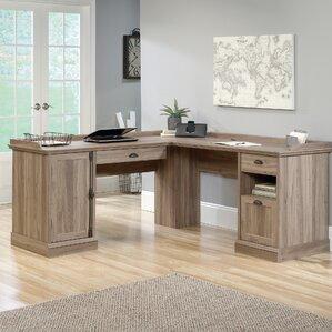 bowerbank lshaped executive desk