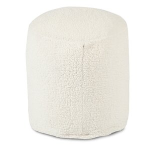 Majestic Home Goods Solid Pouf Ottoman Image