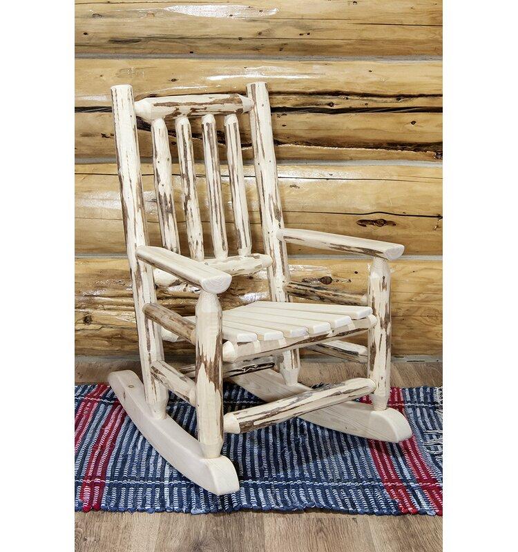 Acosta Childu0027s Rocking Chair