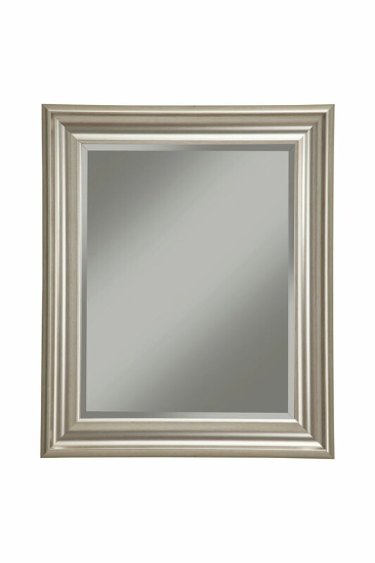 willa arlo interiors modern accent mirror reviews wayfair