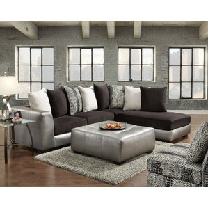 Dillard Sectional by Wade Logan