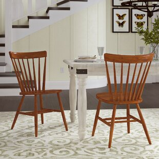 Marni Solid Wood Dining Chair Set Of 2