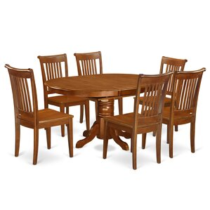 Attamore 7 Piece Dining Set by Darby Home Co