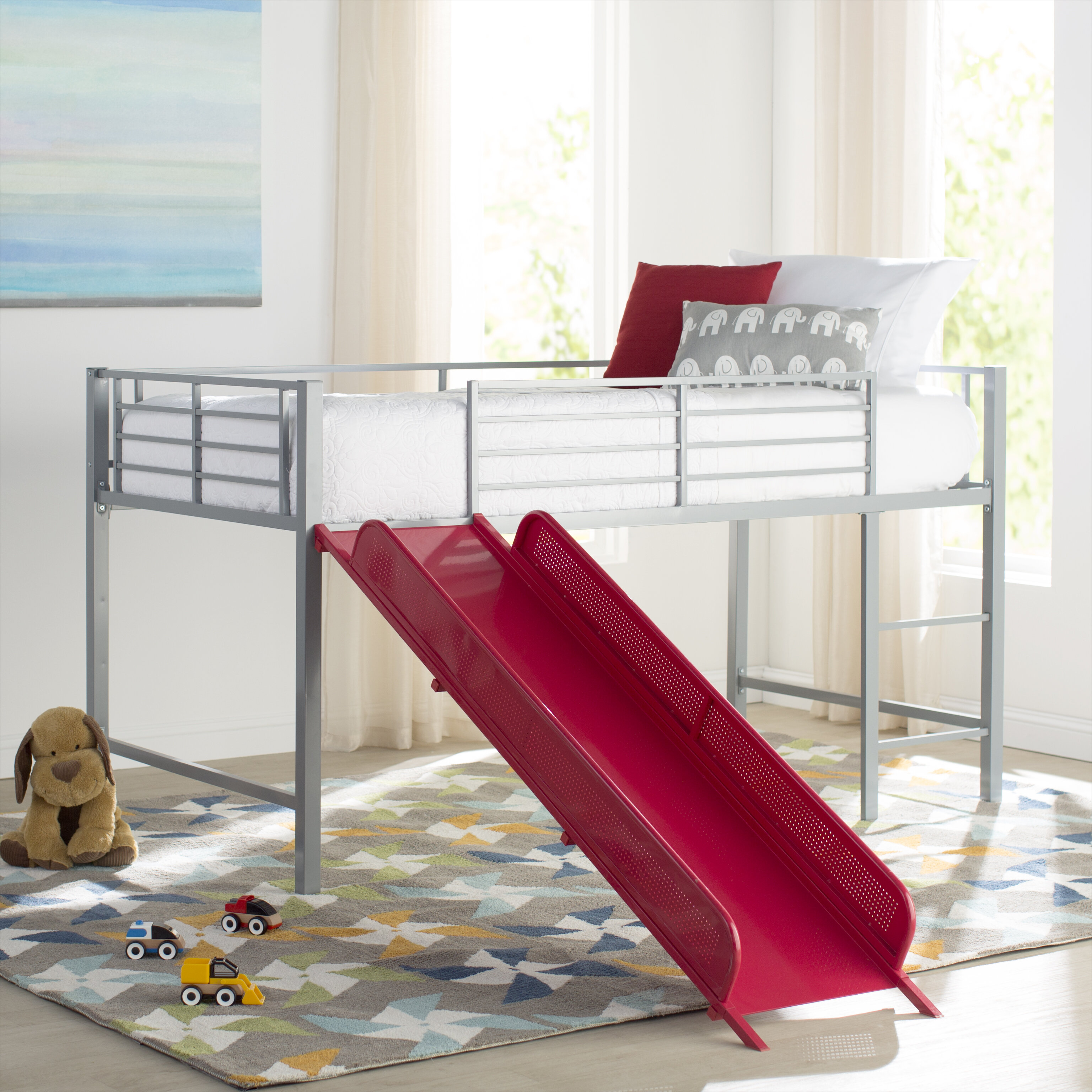 and loft bed threshold products width height b design item with embrace embracetwin by ashley trim signature caster twin