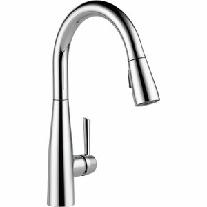 Essa Pull Down Touch Single Handle Kitchen Faucet