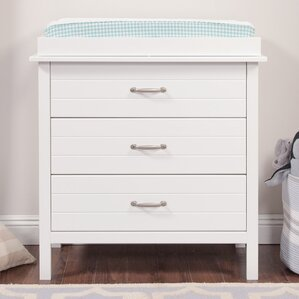 Asher 3 Drawer Changer Dresser by DaVinci