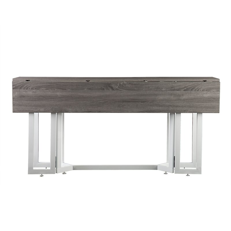 adams extendable dining table - White Extending Dining Table