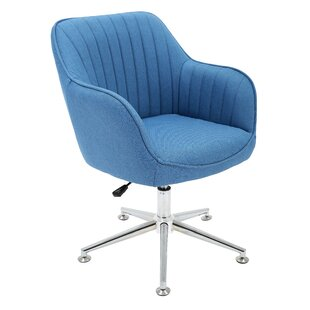 modern contemporary adjustable height desk chair allmodern