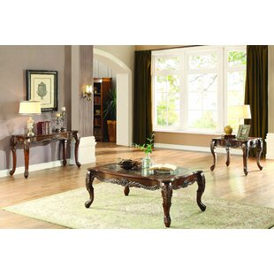 Cherry Coffee Table Sets You\'ll Love | Wayfair