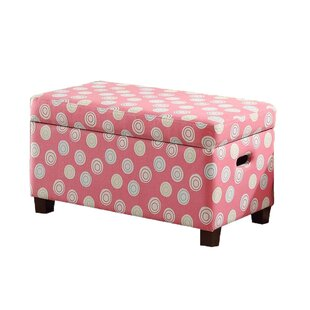 Van Deluxe Upholstered Kids Bench With Storage