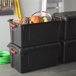 Save & Extra-Large Storage Boxes Bins Baskets u0026 Buckets Youu0027ll Love | Wayfair