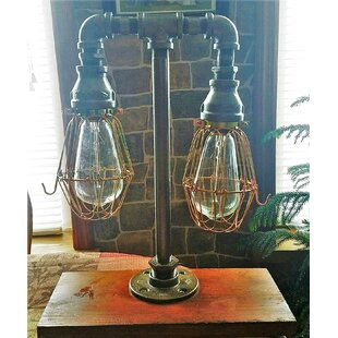Industrial Edison Table Lamp Wayfair