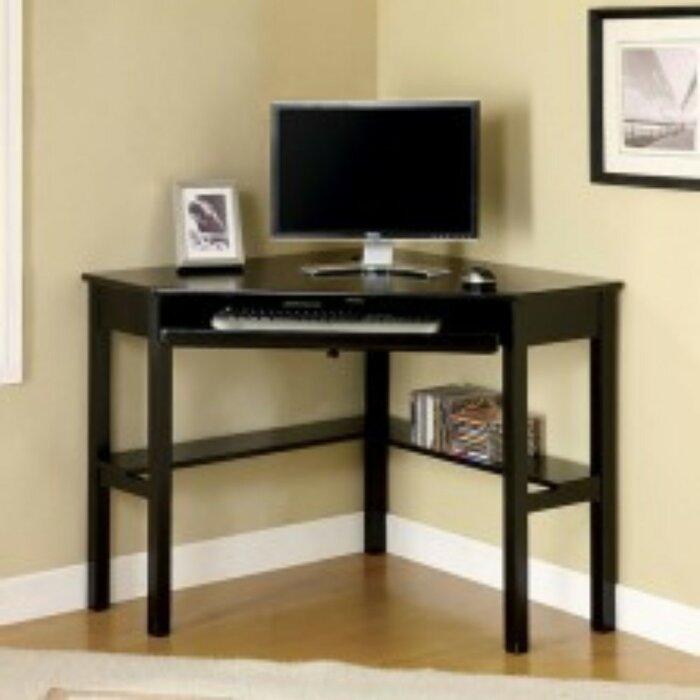 cheap for discount 1a45b b2ba0 Mcfarlane Solid Wood Corner Desk